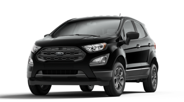 2020 Ford EcoSport S Crossover for sale in Statesboro